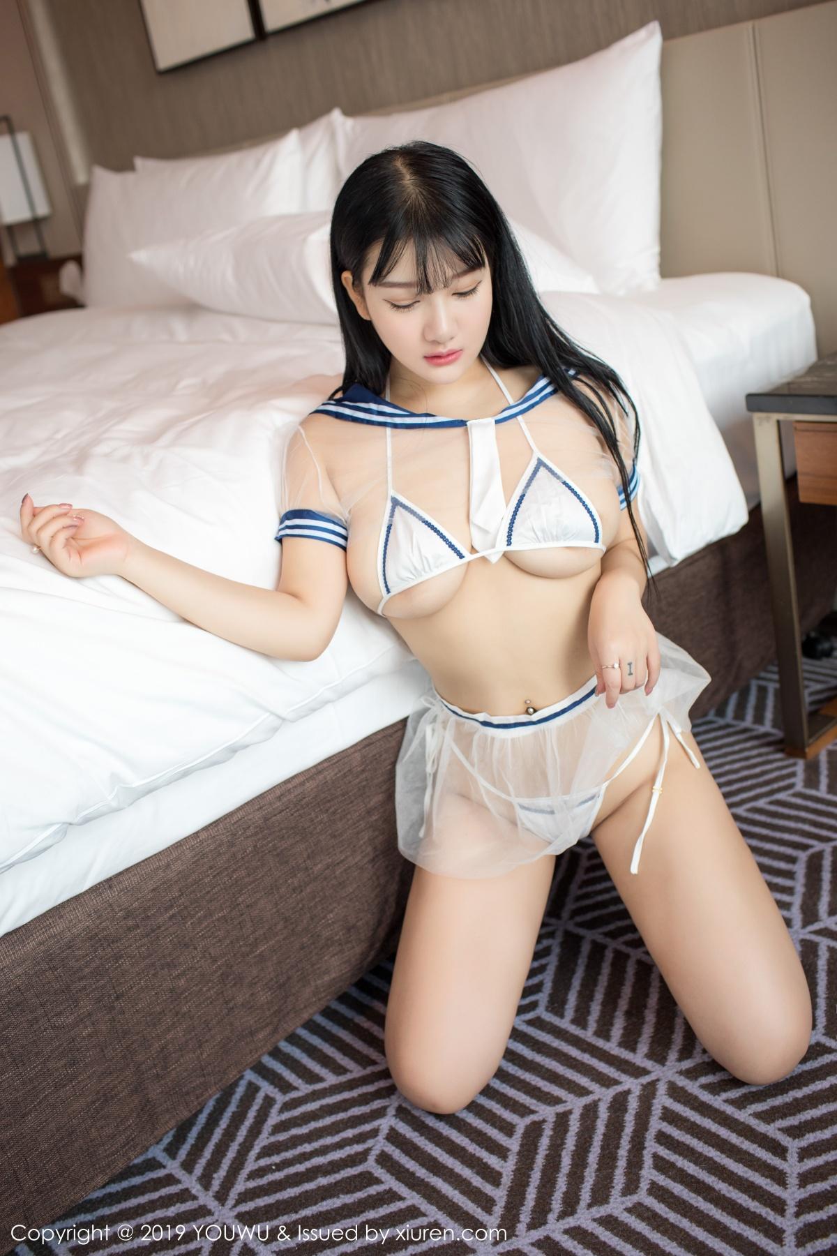 尤物馆 [YouWu] 2019.01.24 VOL.134 小尤奈