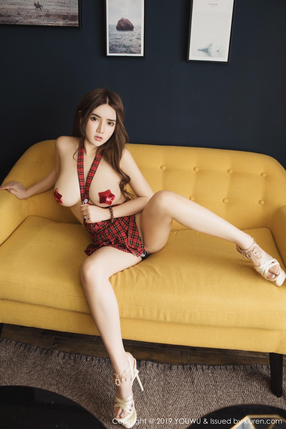 尤物馆 [YouWu] 2019.04.22 VOL.143 温心怡