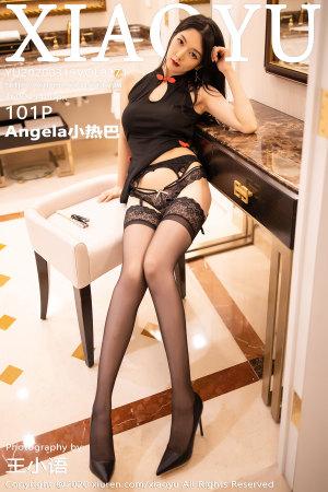 语画界 [XIAOYU] 2020.03.19 VOL.271 Angela小热巴