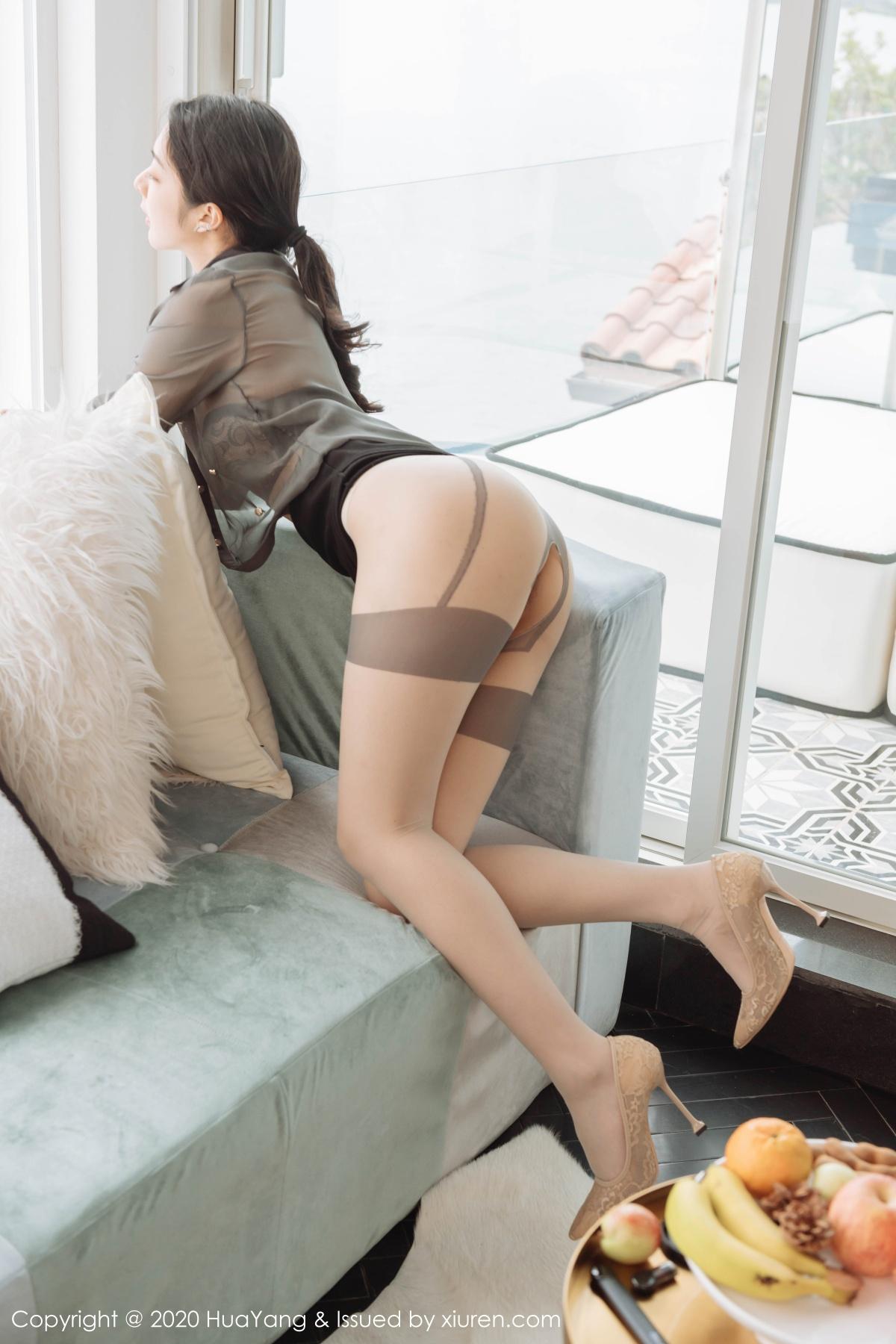 花漾写真 [HuaYang] 2020.05.12 VOL.244 Angela小热巴