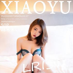 语画界 [XIAOYU] 2020.07.30 VOL.337 冯木木LRIS