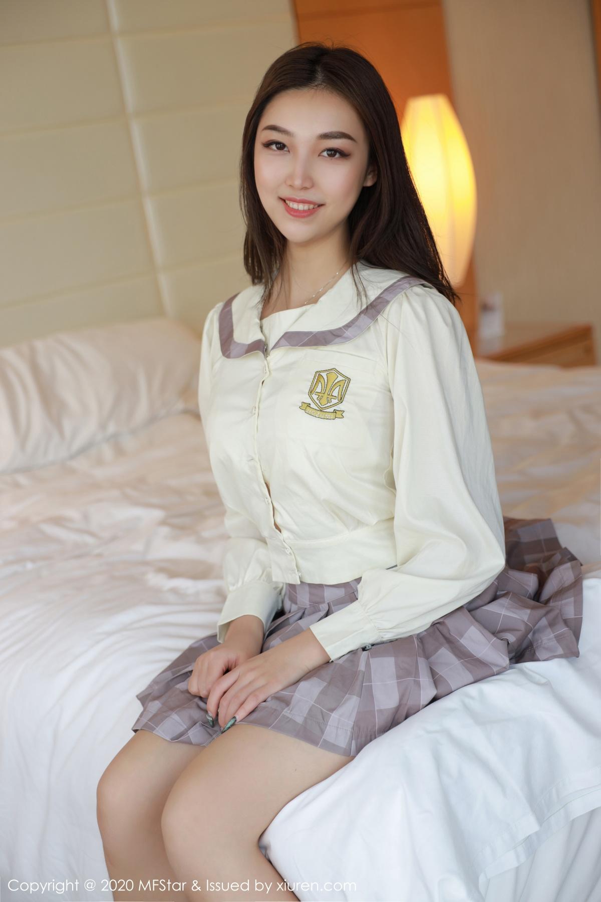 模范学院 [MFStar] 2020.10.10 VOL.399 郑颖姗